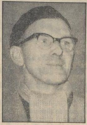 <p>Hendrik Keur, of eigenlijk Hendrik Post. - Foto:<em>De Volkskrant</em>, 08-01-1959.</p>