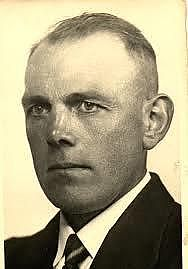 <p>Douanechef Jan Driegen (1898-1945)</p>