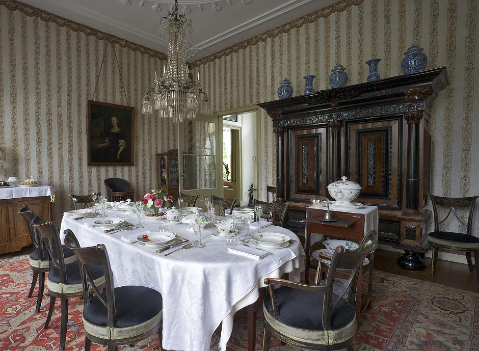 Eetkamer Groningen : ... Verhildersum en haar machtige vrouwen › De ...