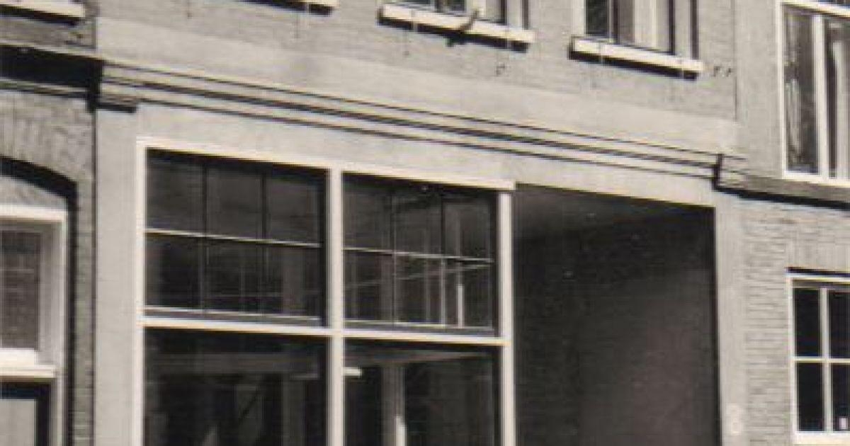 Eetkamer Groningen : Turftorenstraat, eind jaren 50 › De verhalen ...