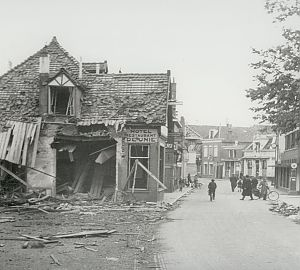 April 1945 in Appingedam